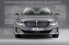 Những điểm mới xe BMW 7-Series tại Việt Nam