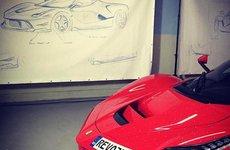 Ngắm Ferrari LaFerrari độ bodykit độc nhất thế giới