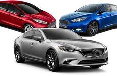Tổng hợp những mẫu sedan/hatchback được giảm giá hot trước dịp Tết Nguyên Đán