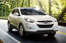 Xếp hạng crossover giữ giá nhất sau 3 năm sử dụng: Hyundai Tucson dẫn đầu