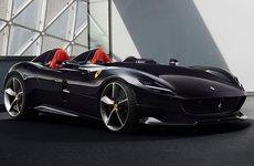 Ferrari Monza SP2 giành giải 'siêu xe đẹp nhất hành tinh năm 2018'