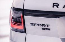 Range Rover Sport HST mới có động cơ mild-hybrid 395 mã lực