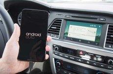 Toyota bổ sung Android Auto cho hàng loạt xe
