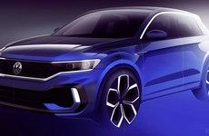 Volkswagen T-Roc R - SUV mạnh mẽ công suất 300 mã lực