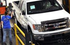 Triệu xe Ford F-150 gốc Mỹ lãnh án triệu hồi