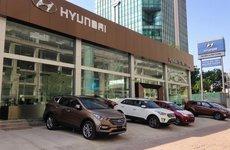 """Sau 2 tháng bị bóc trần, đại lý Hyundai """"nhái"""" vẫn ung dung hoạt động"""
