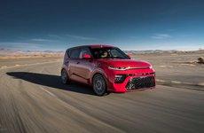 Kia Soul EV 2020 đạt phạm vi hoạt động 391 km