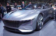 Hyundai Sonata 2020 chuẩn bị ra mắt tại triển lãm New York Auto 2019