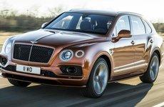 'Ông hoàng' Bentley Bentayga Speed - SUV nhanh nhất thế giới