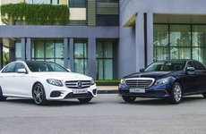 Mercedes-Benz Việt Nam khuyến mại đầu năm 2019