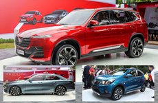 Gần 7.000 người đặt cọc xe ô tô VinFast tại Việt Nam, mẫu nào chiếm đa số?