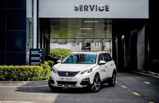 Bảo hành lâu, khách hàng Peugeot được hỗ trợ xe khác về nhà