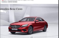 Giá xe Mercedes-Benz C-Class 2019 được tiết lộ, dự kiến từ 1,499 tỷ đồng tại Việt Nam