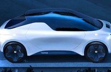 Honda Tomo Concept - ô tô biến hình chuẩn bị xuất hiện