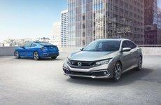 5 tính năng hot của Honda Civic 2019 mà các đối thủ không có