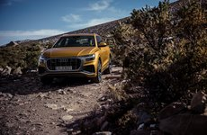 Audi Q8 2019 có thêm 2 tùy chọn động cơ mới