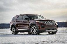 Ford Explorer 2020 sẽ tăng giá thêm 8.000 USD so với thế hệ cũ