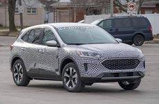 Xe hot Ford Escape 2020 sẽ có 3 lựa chọn động cơ mới