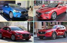 Thaco điều chỉnh khuyến mại Mazda tháng 2/2019, giảm sâu nhất 40 triệu đồng