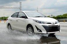 Tháng 1/2019, Toyota Việt Nam tăng trưởng vượt trội dù nhiều xe rớt Top bán chạy