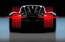 Aston Martin hé lộ ảnh thiết kế của siêu xe 003