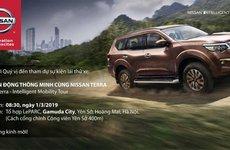 Tự do lái thử Nissan Terra trong tháng 3/2019