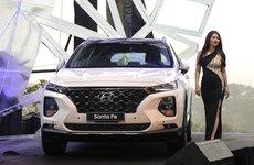 Hyundai Santa Fe 2019 'lạc cao', giá xe cũ được thời lên như diều gặp gió