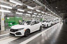 Honda đóng cửa nhà máy xe do Anh Quốc bất ổn