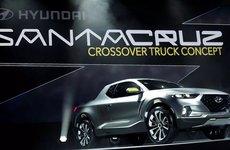 Concept lỗi thời, Hyundai quyết tâm tái thiết kế bán tải đầu tiên