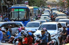 Ô tô bị thu phí, xe máy bị cấm khi vào trung tâm TP.Hồ Chí Minh?