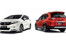 Honda Jazz Mugen và BR-V bản đặc biệt chào khách Malaysia