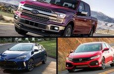 Top xe bán chạy nhất thế giới 2018: Toyota cạnh tranh mạnh, bá vương Ford F-Series lung lay