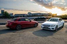 Những công nghệ mới trên Mercedes-Benz C-Class 2019