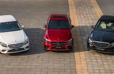 Giá lăn bánh xe Mercedes-Benz C-Class 2019 vừa ra mắt Việt Nam