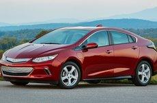 Chevrolet Volt chấm dứt sản xuất vào tháng 3/2019