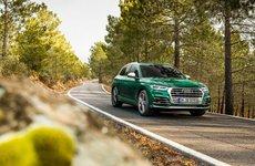 Audi SQ5 Diesel 2019 siêu mạnh, tiết kiệm nhiên liệu