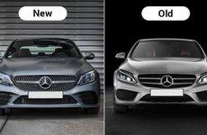 Mercedes – Benz C-Class thế hệ mới bị cắt giảm trang bị vì lý do kinh tế