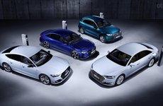 Audi Q5, A6, A7 và A8 bản plug-in hybrid sẵn sàng tham chiến Geneva