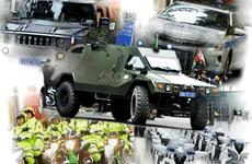Loạt xe khủng Việt Nam sẵn sàng bảo vệ Hội nghị Thượng đỉnh Mỹ - Triều