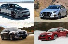 Top 10 dòng xe sedan có ghế ngồi chắc chắn nhất trên thị trường