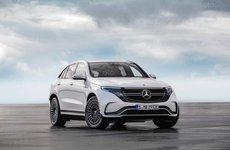 Mercedes-Benz EQC dời ngày giao xe do lỗi pin điện