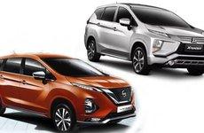 So sánh những điểm khác biệt giữa Nissan Grand Livina và Mitsubishi Xpander qua ảnh