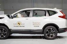 Honda CR-V 2019 – Ô tô bình dân an toàn hơn cả xe sang