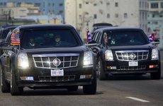Đoàn xe hộ tống Tổng thống Mỹ tiêu tốn khoảng 1 triệu đồng/giây