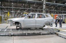 VinFast ấn định ngày xuất xưởng chiếc ô tô mang thương hiệu Việt đầu tiên