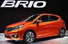 Giá lăn bánh xe Honda Brio 2019 tại Việt Nam