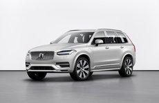Volvo XC90 2020 đã an toàn lại thêm hiện đại nhờ loạt trang bị mới