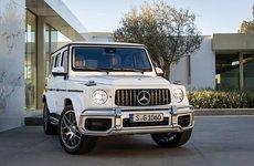 Mercedes-AMG G63 của Minh Nhựa có màu trắng nổi bật, giá hơn 10 tỷ đồng
