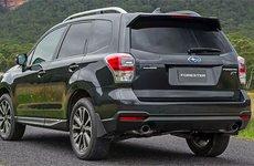2,3 triệu xe Subaru trên thế giới bị triệu hồi, 7 xe tại Việt Nam