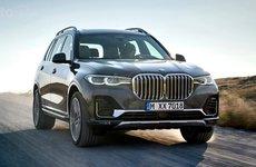 Xế hot BMW X7 2019 chốt giá và thông số tại thị trường Úc